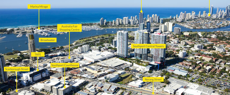 Shop & Retail commercial property for lease at 3001/27 Garden Street Southport QLD 4215