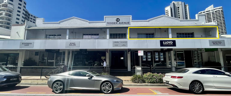 Offices commercial property for lease at 9/15 Tedder Avenue Main Beach QLD 4217