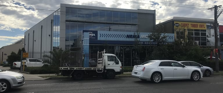 Factory, Warehouse & Industrial commercial property for lease at 413 West Botany Street Rockdale NSW 2216