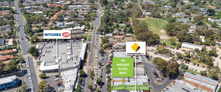 Shop & Retail commercial property for lease at 96 Mount Eliza Way Mount Eliza VIC 3930