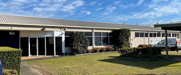 Factory, Warehouse & Industrial commercial property for lease at 5C & 5D/415-443 West Botany Street Rockdale NSW 2216