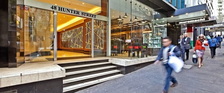 Offices commercial property for lease at 48 Hunter Street Sydney NSW 2000