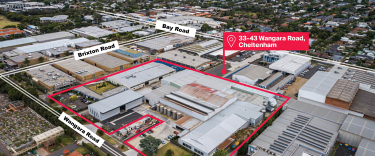 Offices commercial property for lease at 33-43 Wangara Road Cheltenham VIC 3192