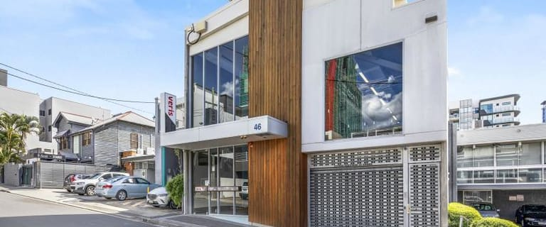 Medical / Consulting commercial property for sale at 46 Berwick Street Fortitude Valley QLD 4006
