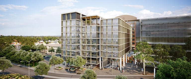 Offices commercial property for lease at 50 Belmore Street Penrith NSW 2750