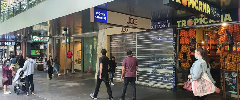 Shop & Retail commercial property for lease at 1a/55 Swanston Street Melbourne VIC 3000