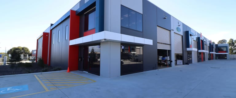 Factory, Warehouse & Industrial commercial property for lease at 8/16 Carbine Way Mornington VIC 3931