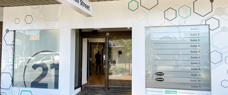 Offices commercial property for lease at 21 Smith Street Warragul VIC 3820