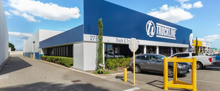 Factory, Warehouse & Industrial commercial property for lease at 27 Kewdale Road Welshpool WA 6106
