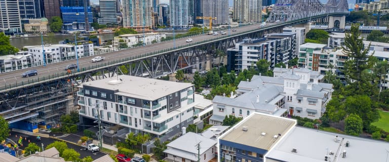 Factory, Warehouse & Industrial commercial property for lease at 40 Wharf Street Kangaroo Point QLD 4169