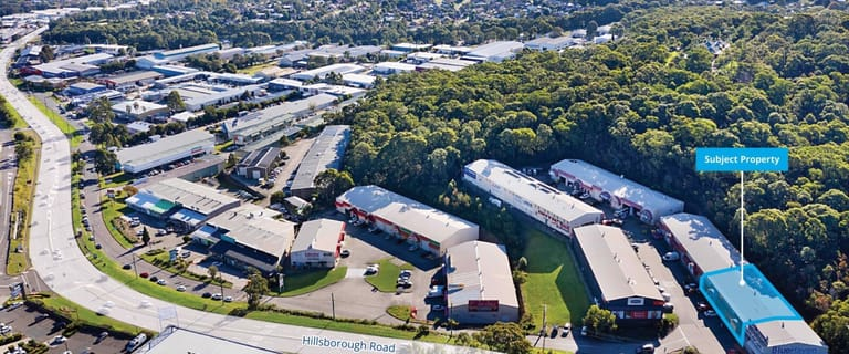 Factory, Warehouse & Industrial commercial property for lease at Unit 13, 301 Hillsborough Road Warners Bay NSW 2282