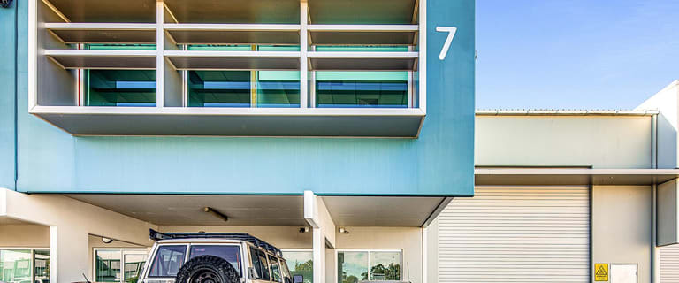 Showrooms / Bulky Goods commercial property for lease at 7/3-19 University Drive Meadowbrook QLD 4131