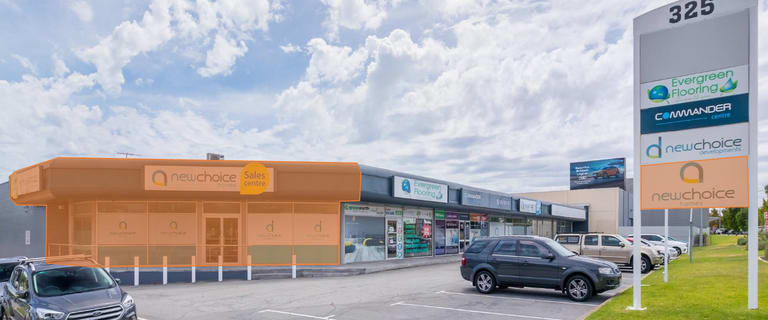 Showrooms / Bulky Goods commercial property for lease at 1/325 Harborne Street Osborne Park WA 6017