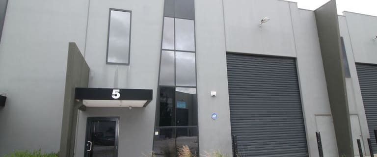 Factory, Warehouse & Industrial commercial property for lease at Unit 5/7-8 Len Thomas Place Narre Warren VIC 3805