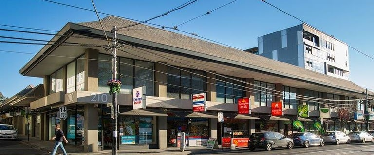 Offices commercial property for lease at 1  Suite 13/210 Toorak Road South Yarra VIC 3141