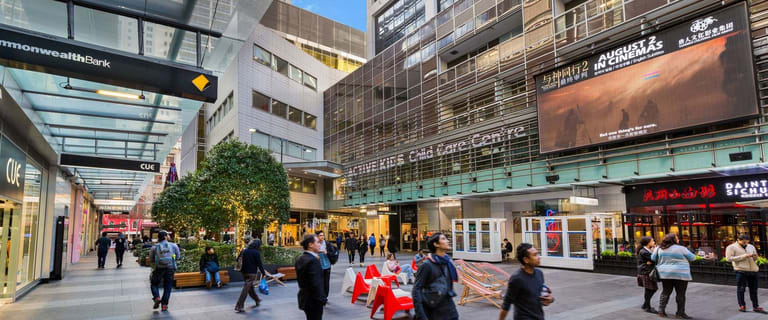 Offices commercial property for lease at 61/650 George Street Sydney NSW 2000