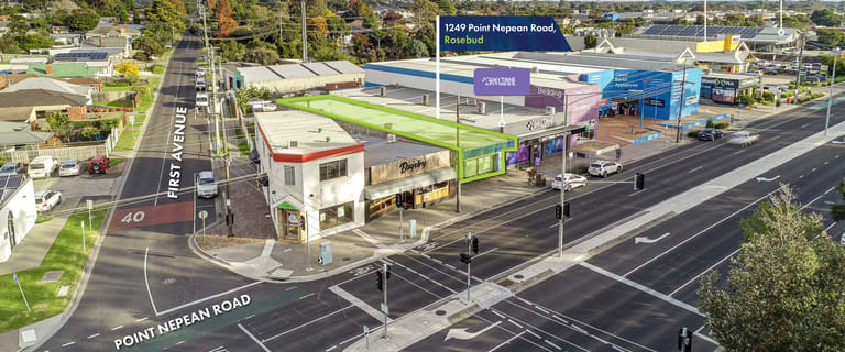 Medical / Consulting commercial property for lease at 1249 Point Nepean Road Rosebud VIC 3939