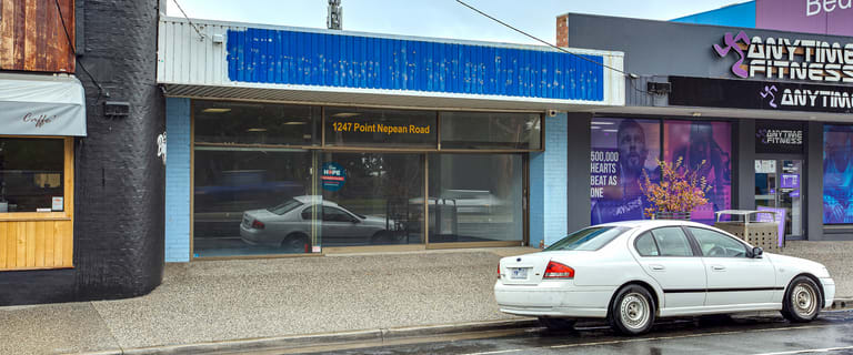Shop & Retail commercial property for lease at 1249 Point Nepean Road Rosebud VIC 3939
