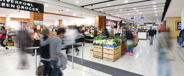 Shop & Retail commercial property for lease at 165-191 Macquarie Street Liverpool NSW 2170