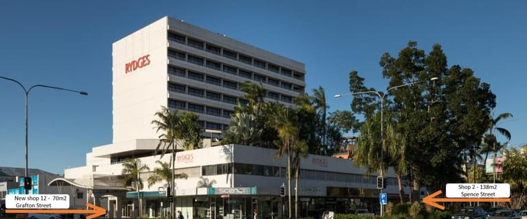 Offices commercial property for lease at 2/50 Grafton Street Cairns City QLD 4870