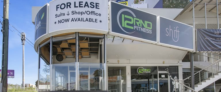 Showrooms / Bulky Goods commercial property for lease at 2 Baroona Road Milton QLD 4064