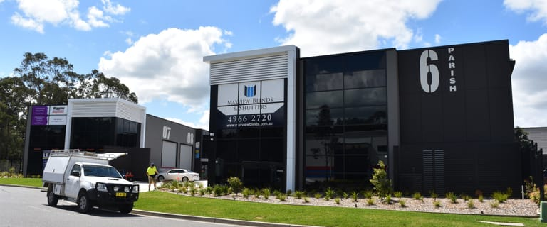 Factory, Warehouse & Industrial commercial property for lease at Unit 3, 6 Parish Drive Beresfield NSW 2322