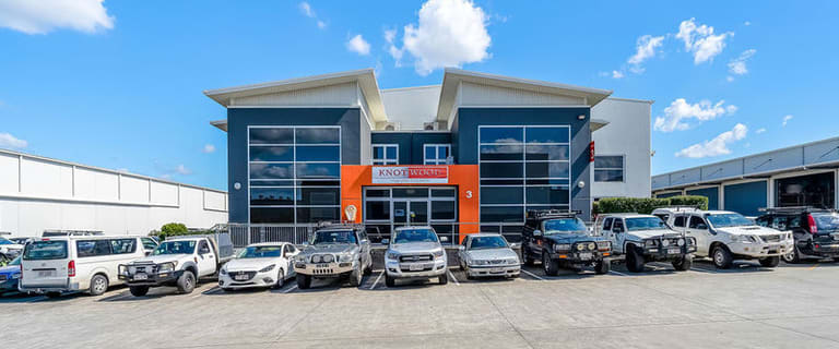 Factory, Warehouse & Industrial commercial property for lease at Tenancy 3/93 Burnside Road Stapylton QLD 4207