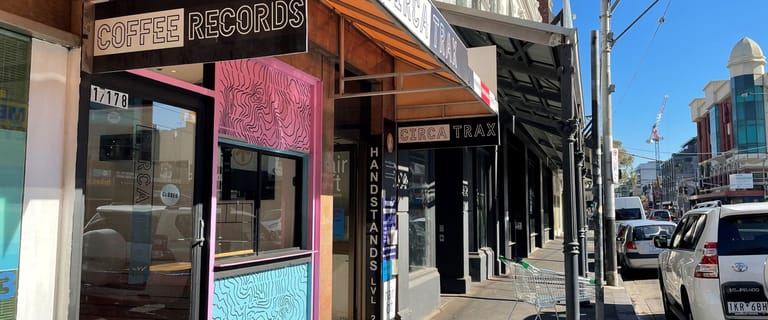 Shop & Retail commercial property for lease at Ground Floor/178 High Street Prahran VIC 3181