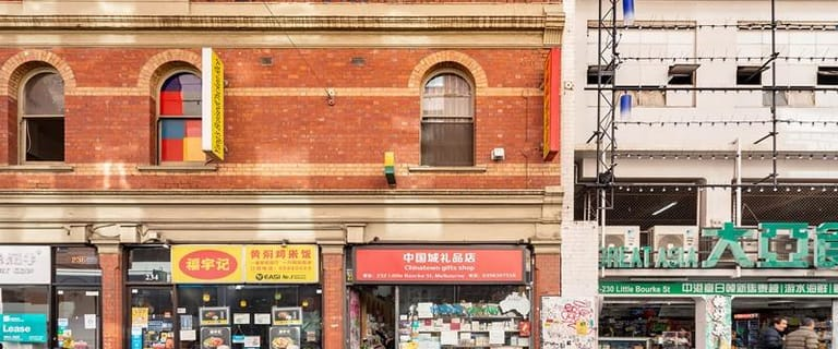 Shop & Retail commercial property for lease at 232 Little Bourke Street Melbourne VIC 3000