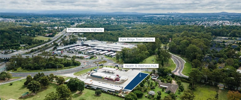 Showrooms / Bulky Goods commercial property for lease at 17-25 Park Ridge Road Park Ridge QLD 4125