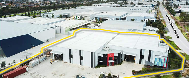 Offices commercial property for lease at 66 Logis Boulevard Dandenong South VIC 3175