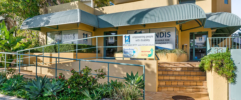 Offices commercial property for lease at 1 & 2/33 Sixth Avenue Maroochydore QLD 4558