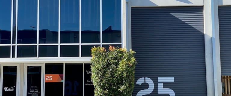 Factory, Warehouse & Industrial commercial property for lease at 25/21-35 Ricketts Road Mount Waverley VIC 3149