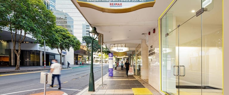 Other commercial property for lease at Unit 4/53-61 Edward Street Brisbane City QLD 4000