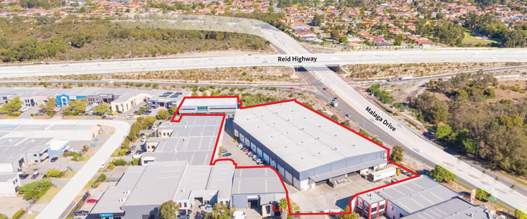 Factory, Warehouse & Industrial commercial property for lease at 32 Millrose Drive Malaga WA 6090