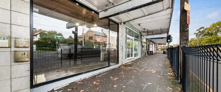 Shop & Retail commercial property for lease at 1301 Pacific Highway Turramurra NSW 2074