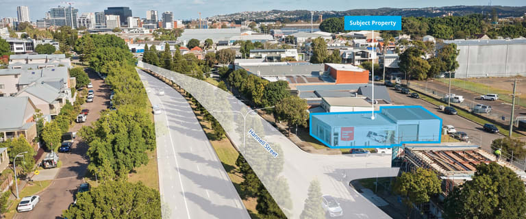 Factory, Warehouse & Industrial commercial property for lease at 154 Hannell Street Wickham NSW 2293