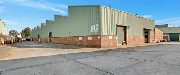 Factory, Warehouse & Industrial commercial property for lease at 96-112 Gow Street Padstow NSW 2211