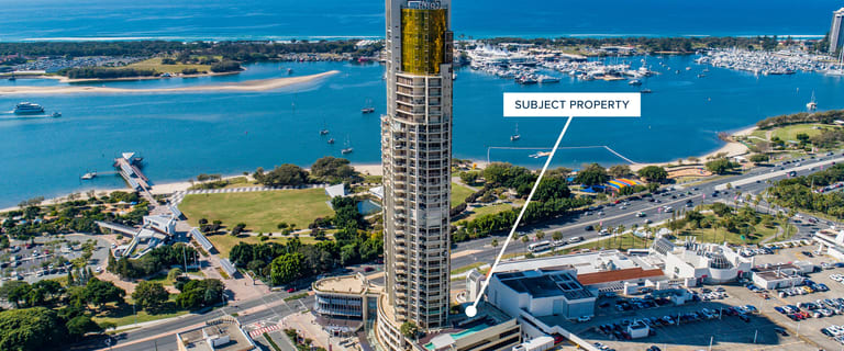 Offices commercial property for lease at Level 4, 404/12 Nerang  Street Southport QLD 4215