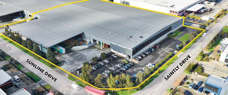 Offices commercial property for lease at Warehouse A/15-27 Sunline Drive Truganina VIC 3029