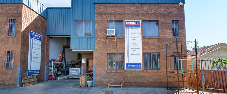 Factory, Warehouse & Industrial commercial property for lease at 1/32 Liney Avenue Clemton Park NSW 2206