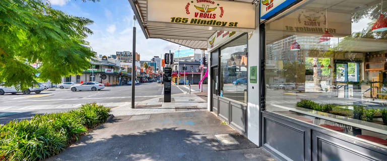 Shop & Retail commercial property for lease at 165 Hindley Street Adelaide SA 5000