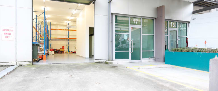 Factory, Warehouse & Industrial commercial property for lease at 17/76 RESERVE ROAD Artarmon NSW 2064