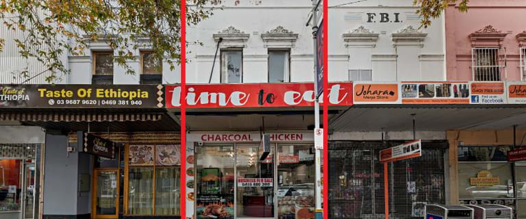 Shop & Retail commercial property for lease at 123 Nicholson Street Footscray VIC 3011