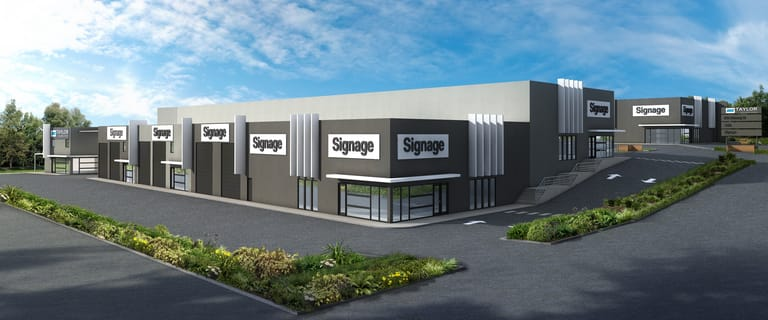 Showrooms / Bulky Goods commercial property for sale at 529-543 Alderley Street Harristown QLD 4350