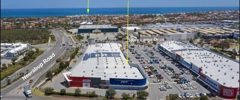 Factory, Warehouse & Industrial commercial property for lease at 16/61 Key Largo Clarkson WA 6030