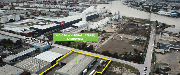 Offices commercial property for lease at 360-374 Whitehall Street Yarraville VIC 3013