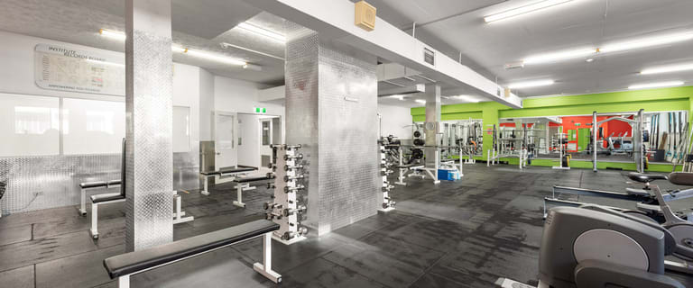 Factory, Warehouse & Industrial commercial property for lease at 395 St Pauls Terrace Fortitude Valley QLD 4006