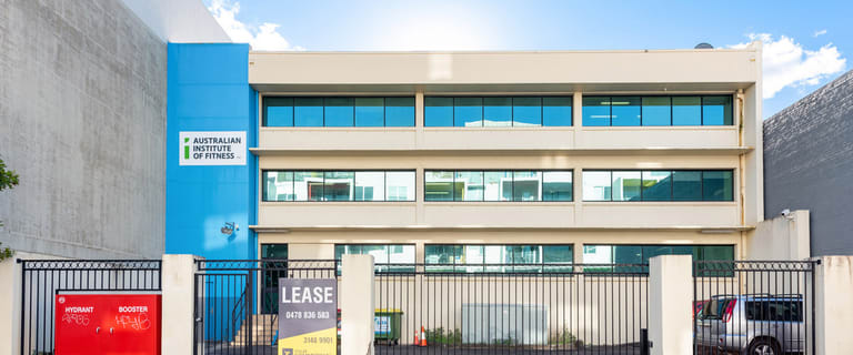 Offices commercial property for lease at 395 St Pauls Terrace Fortitude Valley QLD 4006