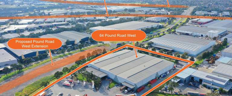 Other commercial property for lease at 64 Pound Road West Dandenong South VIC 3175